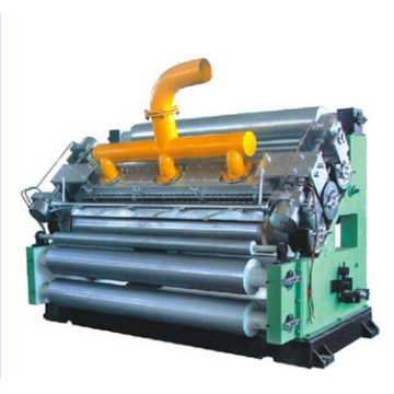 High Efficiency Factory for Double Facer Cassette Single Facer B/E/F Flute Machine export to Portugal Wholesale