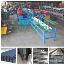 Economic CZ interchangeable purlin roll forming machine