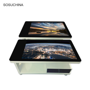 High Definition for Touch Table,Advertising Display Touch Screen,Coffee Table Manufacturers and Suppliers in China interactive table with IR touch frame export to Solomon Islands Supplier