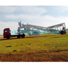 90 Wet Portable Concrete Batching Machinery