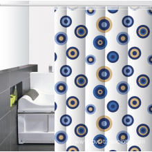 Waterproof Bathroom printed Shower Curtain Pattern
