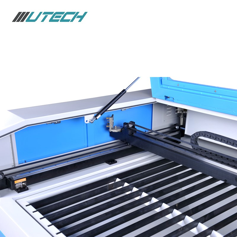 Rubber Stamp 3D CO2 Laser Engraving Machine
