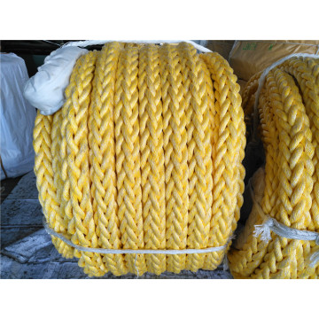 8 Strand PP&PET Mixed Ship Mooring Rope