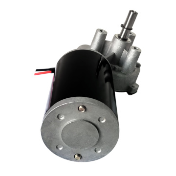 Geared 350W Motor 24V Gearbox Motor Customizable