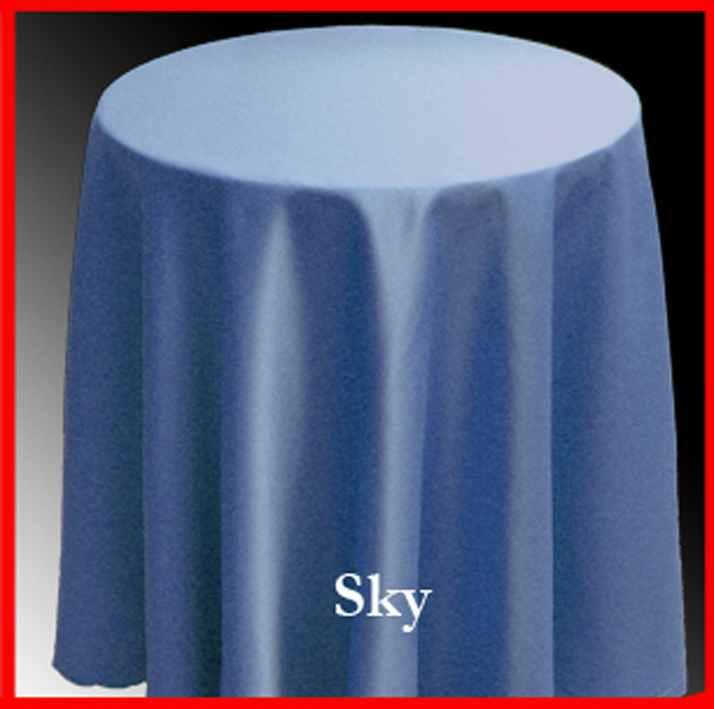 Vinyl Table Covers 180cm Round