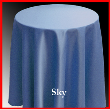 Readymade Vinyl Table Covers 180cm Round