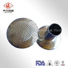 Sanitary Stainless Steel fittings of Tube Filter