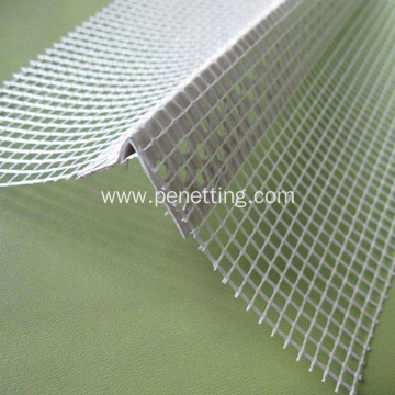 PVC Drywall Flexible Corner Bead For Plastering
