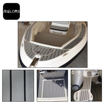 Melors EVA Marine Decking Flooring Sheet For Boat