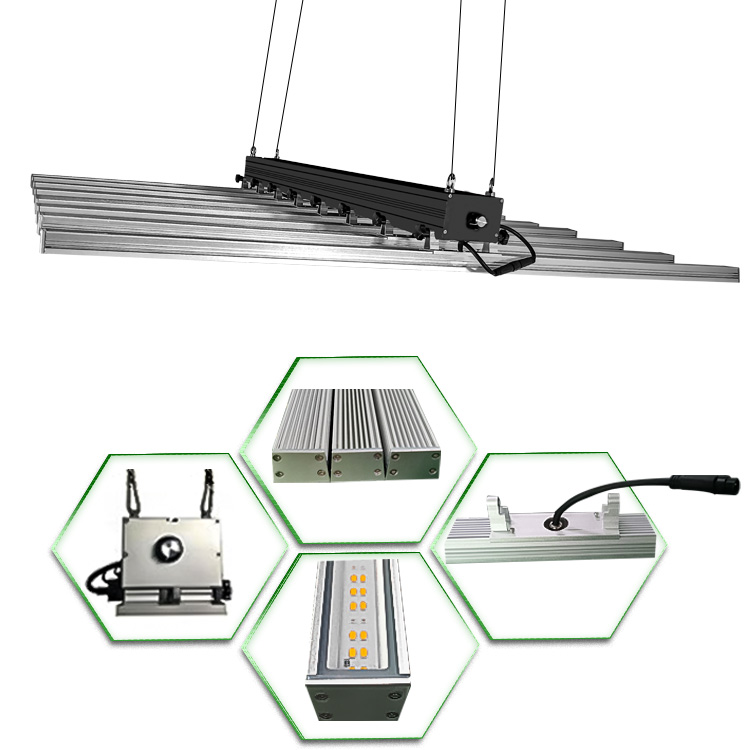 LED Growth Light Energy saving