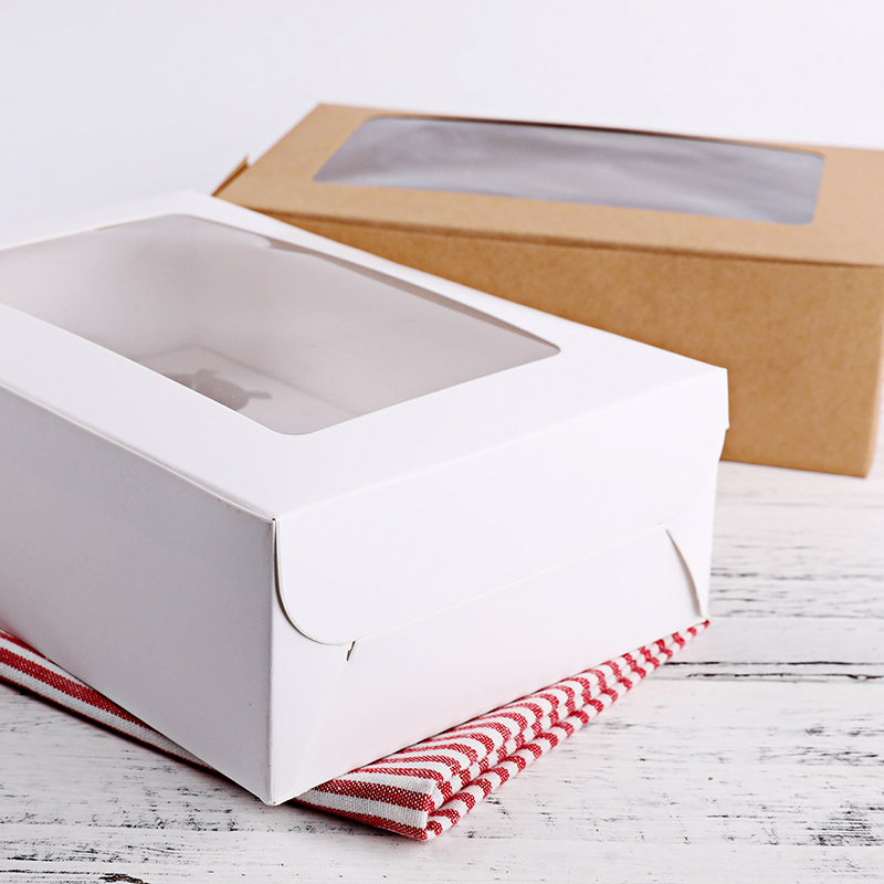Cheap cupcake boxes with inserts for 6