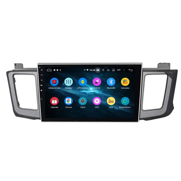 Android 9.0 car radio for 2013 RAV4