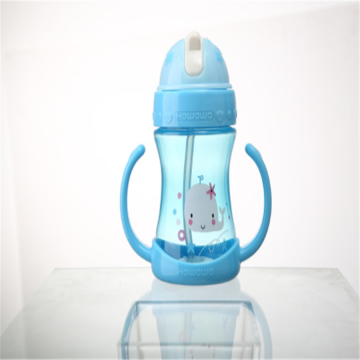 Baby straw cup Water Drinking Kettle  S