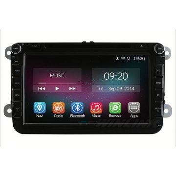 Andriod 4.4 car multimedia for vw golf