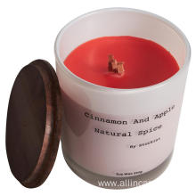 Wholesale price Soy wax votive candles in glass