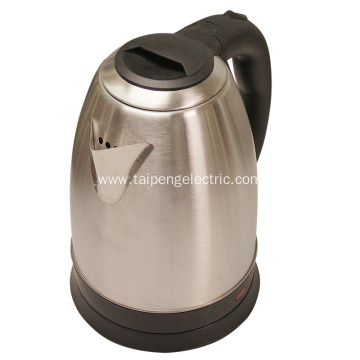 Commercial battery powered electric kettle