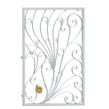 Peafowl Aluminum window grille