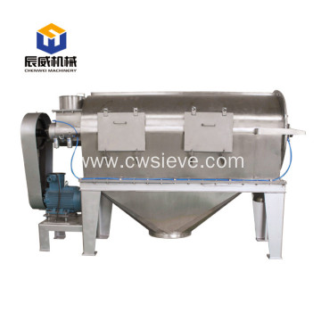 stainless steel centrifugal sifter for sawdust