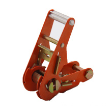 High Quality for Mini Ratchet Strap 1.5 inch high quality orange spraying plastics ratchet buckle/tie down export to Madagascar Importers