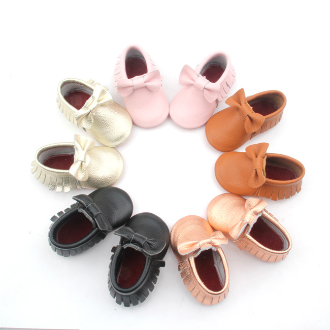 Wholesale Leather Moccasins