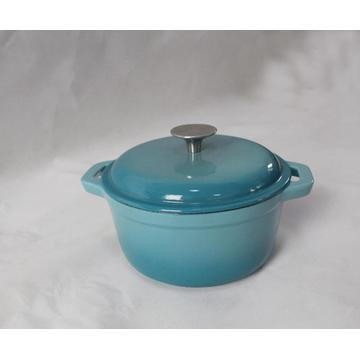 home use enamel cast iron pots and pans