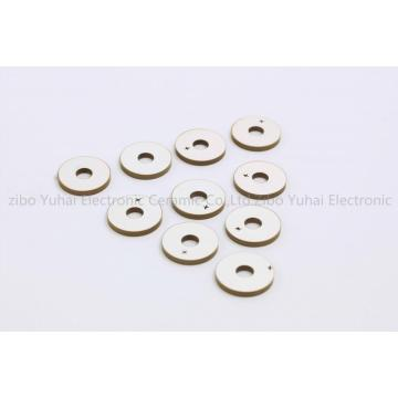 High Power Piezoelectric Ceramic Rings OD24xID7x3mm