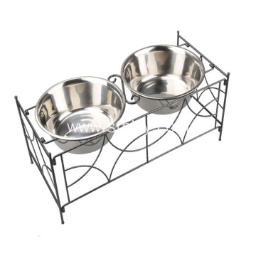 Custom Designed Stainless Steel Pet Bowl