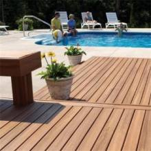 WPC Composite decking boards