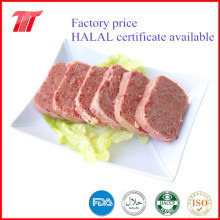 Factory directly supply for Canned Luncheon Meat Kosher Brazil Corned Beef 340g supply to Italy Factories