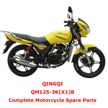 QINGQI QM125-3K X1 B Complete Motorcycle Spare Parts