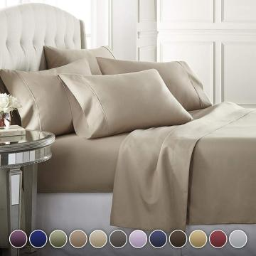100% Hotel Microfiber Bedding Sets