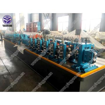 Steel Square Pipe Welding Line