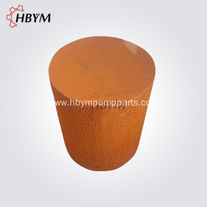 Concrete Pump Rubber Cleaning Sponge Cylinder