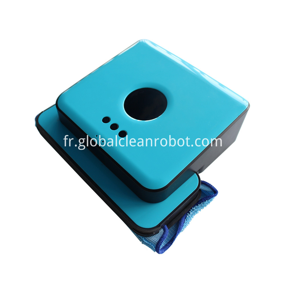 APP Control Mopping Vacuum Robot (5)