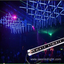 Disco Dj 3d dmx led meteor tube lights