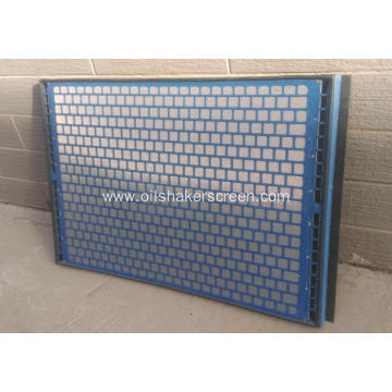 New Type  Replacement Screen for Derrick FLC500 PWP Shaker Screen