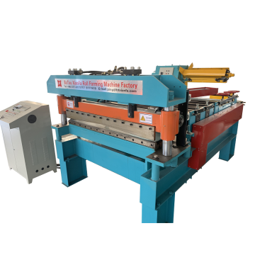 slitting and cutting machine