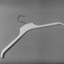 White Plastic Clothes Hanger