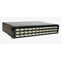 1U LC Fiber Optic Patch Panel