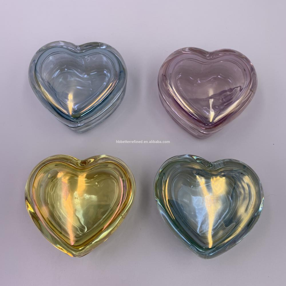 Wholesale Ion Effect New Color Heart Shaped