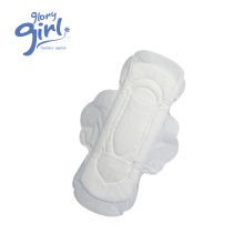 unscented sanitary napkins with wings for ladies