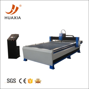 HVAC duct plasma cutter for thin sheet