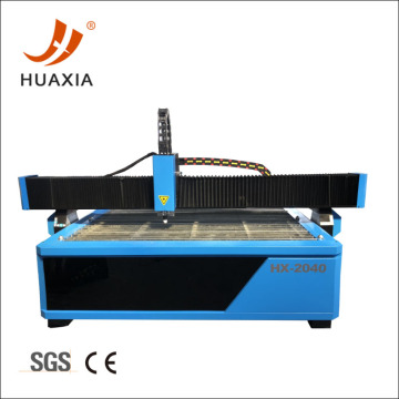Steel cnc table plasma plate cutting machine