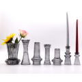 new arrival grey candle holder set