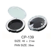 OEM for Round Cosmetic Compact Case Round Cosmetic Compact CP-139 supply to Bulgaria Manufacturer