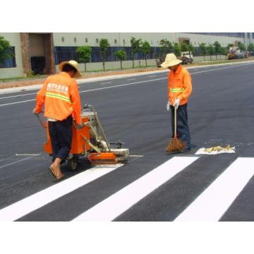 High Refractive Index Microspheres for Road Marking Paint