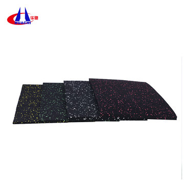 gym rubber floor mat