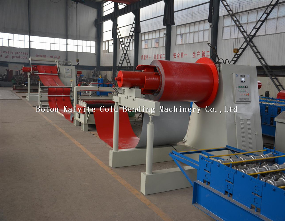 metal sheet slitting line for min. 5mm narrow strip coils