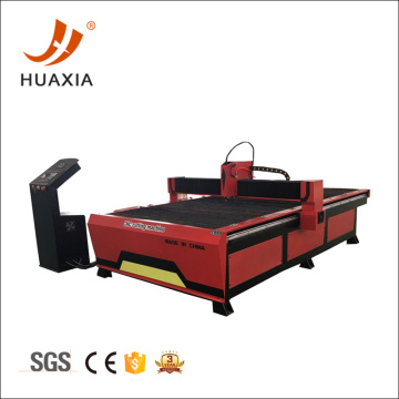 Table plasma cutter machine with CE
