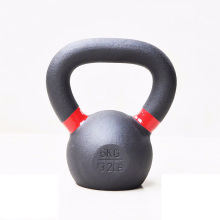 6KG Powder Coated Kettlebells
